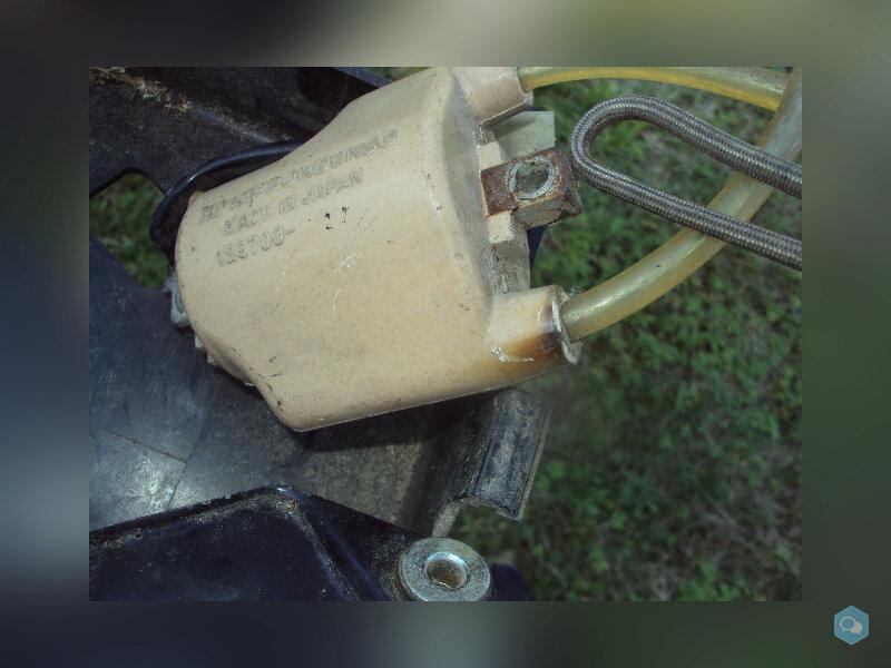 lot électricité de yamaha rdlc 31L 3