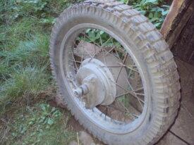 roue arr de honda 250 xl motosport