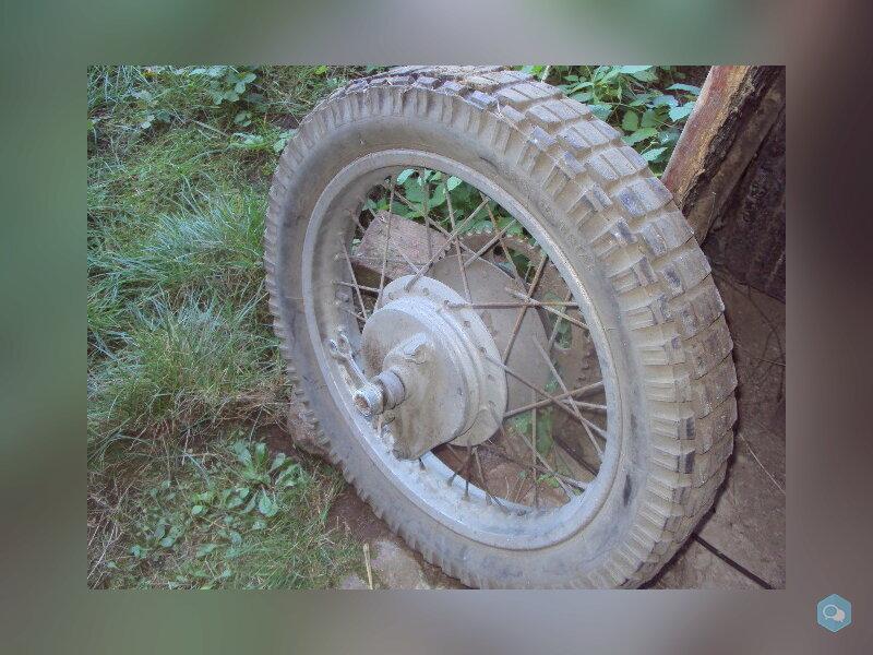 roue arr de honda 250 xl motosport 1
