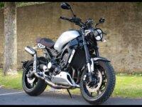 Yamaha XSR900 Scrambler 1