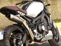 Yamaha XSR900 Scrambler 2