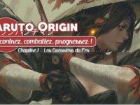 Le staff - Naruto-Origins 1