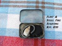 Fire Starter Kits 1