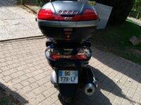 Vends Burgman 400 TBE 5
