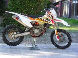 KTM 350 EXC-F 6 Days