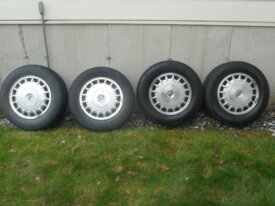 4 roues mags 15 pouces Buick