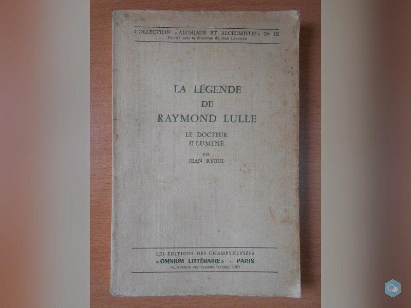 La Légende de Raymond Lulle (Jean Ryeul) 1