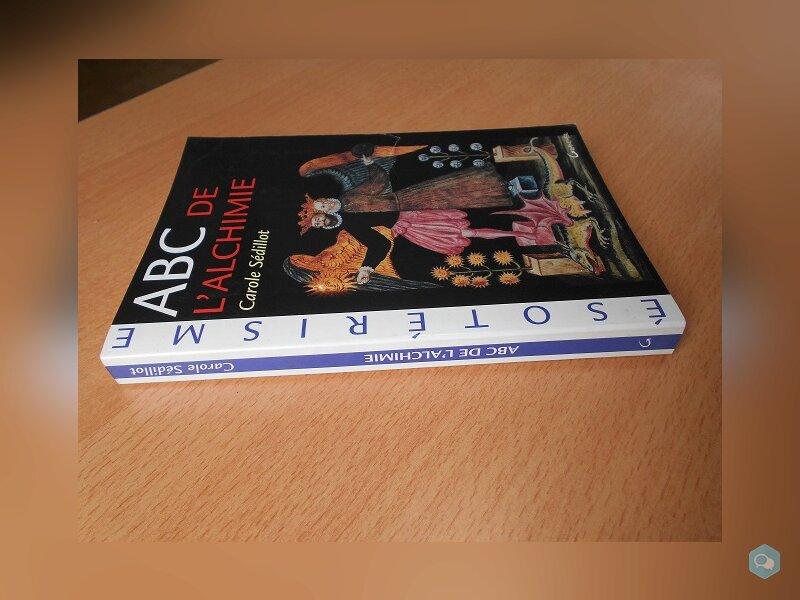 ABC de l'Alchimie (Carole Sédillot) 3