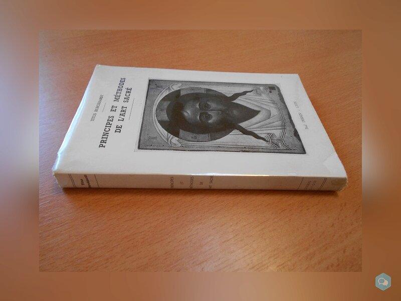 Principes, Méthodes de l'Art Sacré (T. Burckhardt) 3