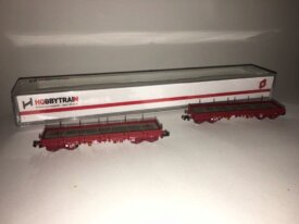 N 1/160 - coffret wagons Remms SNCF Ep V Hobbytrai