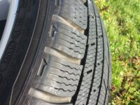 Jantes originales Porsche 18' Michelin Alpin 3