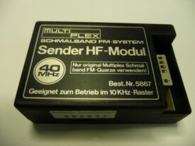 52 - MODULE HF MULTIPLEX