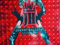 Livre d'or géant Johnny Hallyday limité à 1000 ex 1
