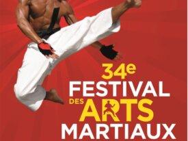 34ème édition du Festival des Arts Martiaux