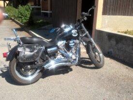 Harley Dyna 1584