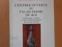 L'Entrée Ouverte au Palais Fermé du Roi (Philal.) 1