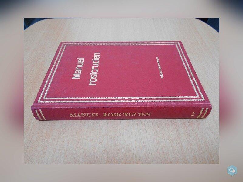 Manuel Rosicrucien (Dr H. Spencer Lewis F.R.C.) 3