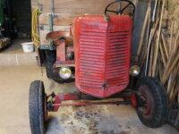 Tracteur Bénétullière 1