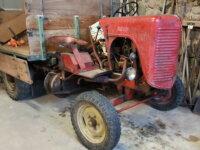 Tracteur Bénétullière 3