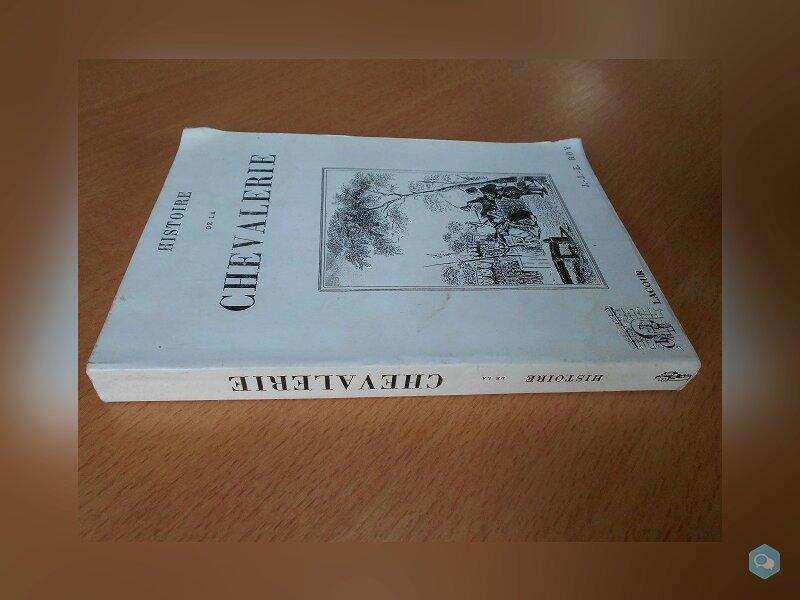 Histoire de la Chevalerie (J.-J.-E. Roy) 3