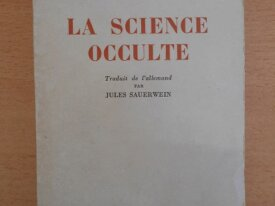 La Science Occulte (Rudolf Steiner)