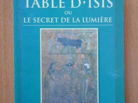 La Table d'Isis (Jean-Luc Chaumeil)