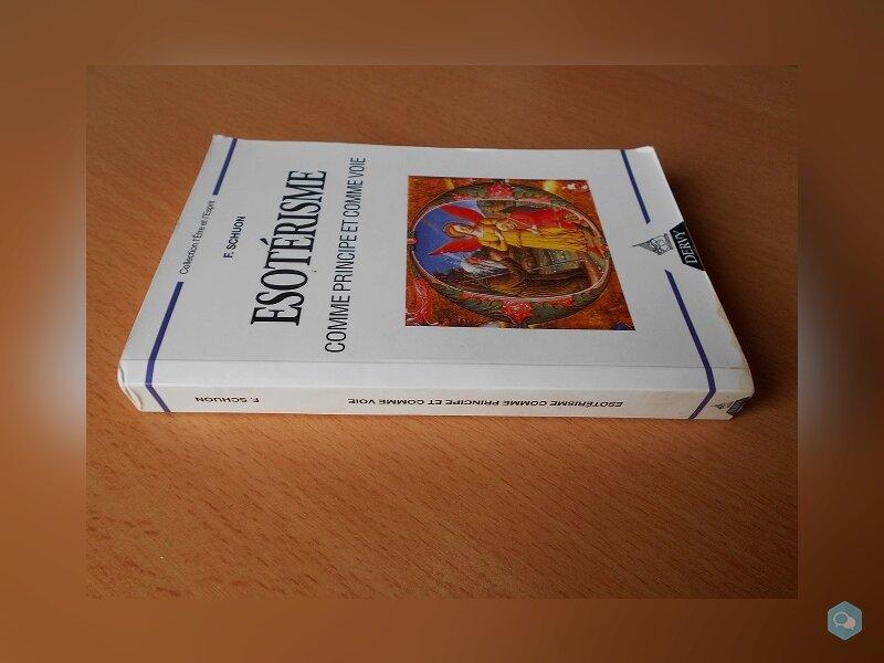 Esotérisme comme Principe et comme Voie (F Schuon) 3