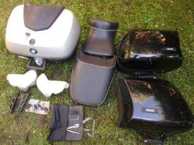 VEND LOT ACCESSOIRES OCCASION R1200RT 2008