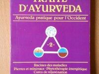 Traité d'Ayurveda II (Gérard Edde) 1