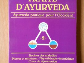 Traité d'Ayurveda II (Gérard Edde)