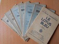 Le lotus Bleu, la Revue Théosophique (Blavatsky) 1