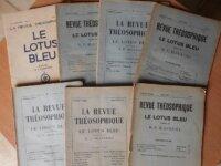 Le lotus Bleu, la Revue Théosophique (Blavatsky) 2
