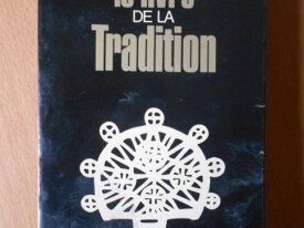 Le Livre de la Tradition (Jean-Michel Angebert)