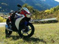 MOTO CBR 125R 1