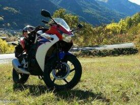 MOTO CBR 125R