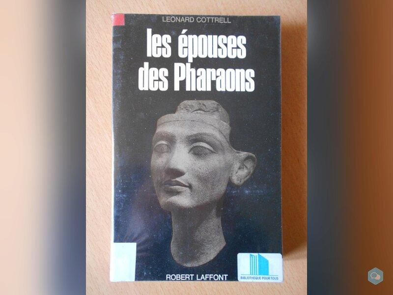 Les Epouses des Pharaons (Léonard Cottrel) 1