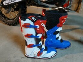 Vends Bottes Motocross ONEAL