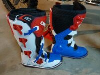 Vends Bottes Motocross ONEAL 2