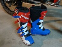 Vends Bottes Motocross ONEAL 3