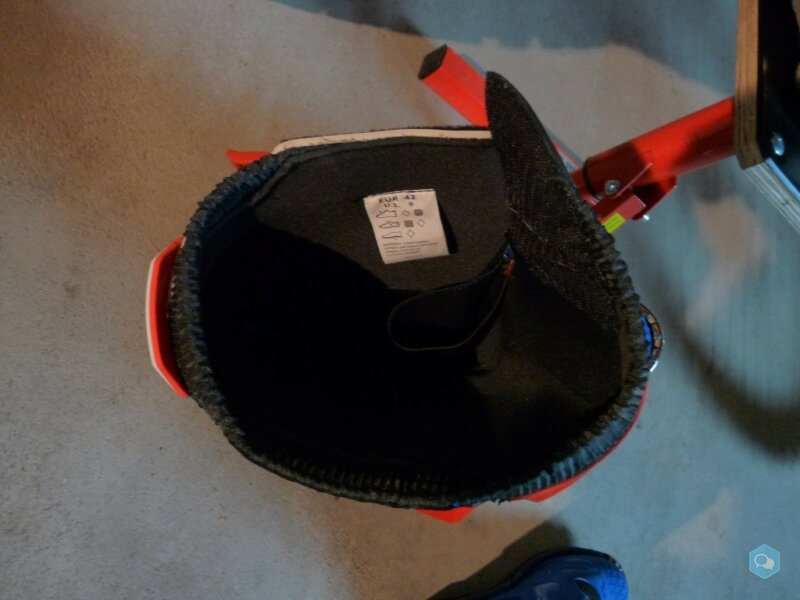 Vends Bottes Motocross ONEAL 5