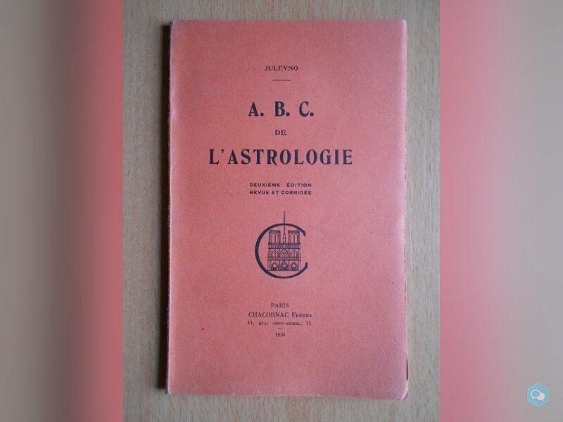 ABC de l'Astrologie (Julevno) 1