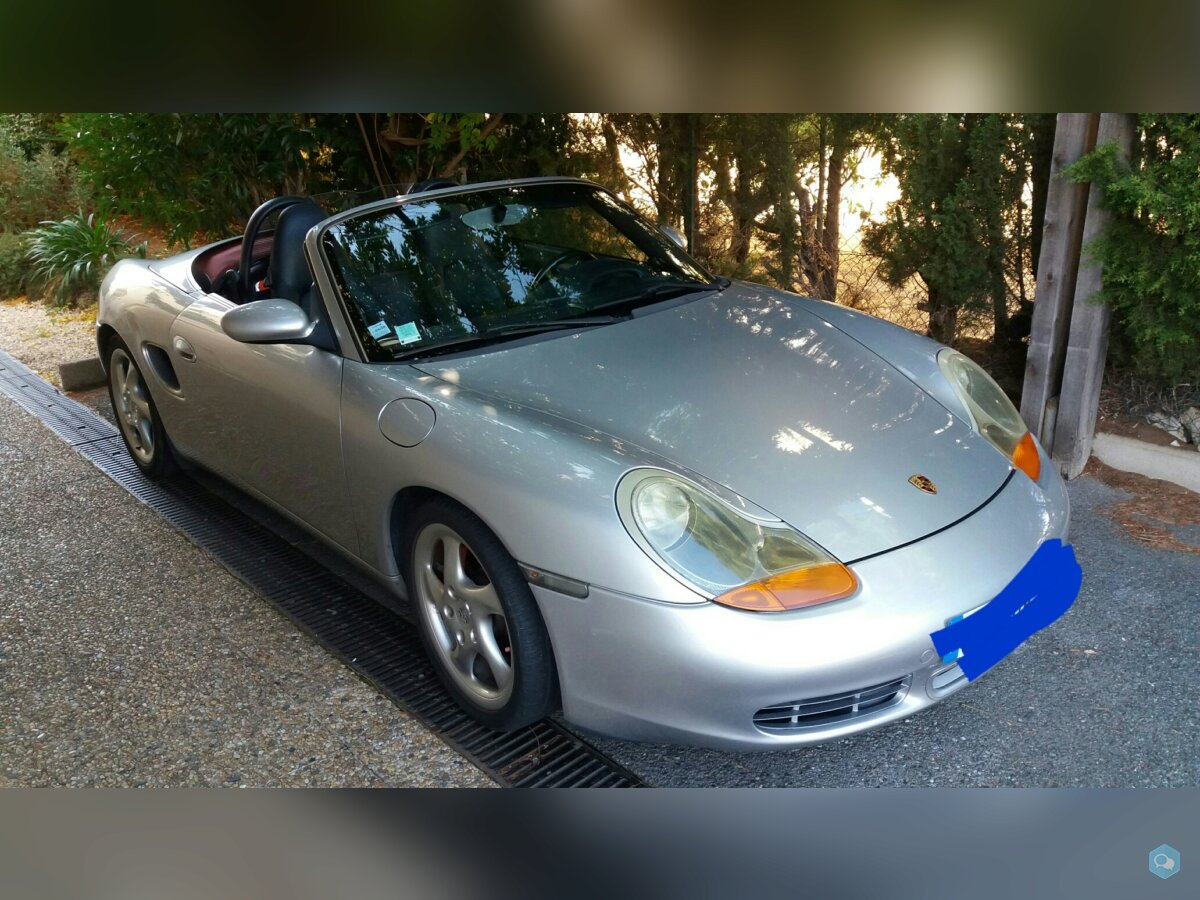 VDS BOXSTER 3.2S 1