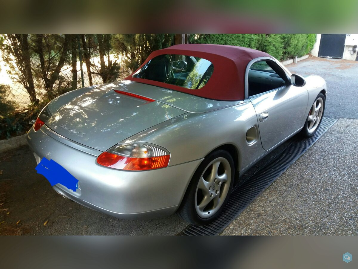 VDS BOXSTER 3.2S 2
