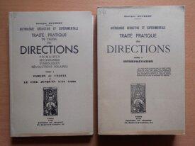 Traité Pratique de Calcul des Directions, T1 et T2