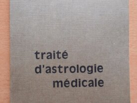 Traité d'Astrologie Médicale (Boris Pâque)