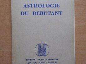 Astrologie du Débutant (Claire Santagostini)