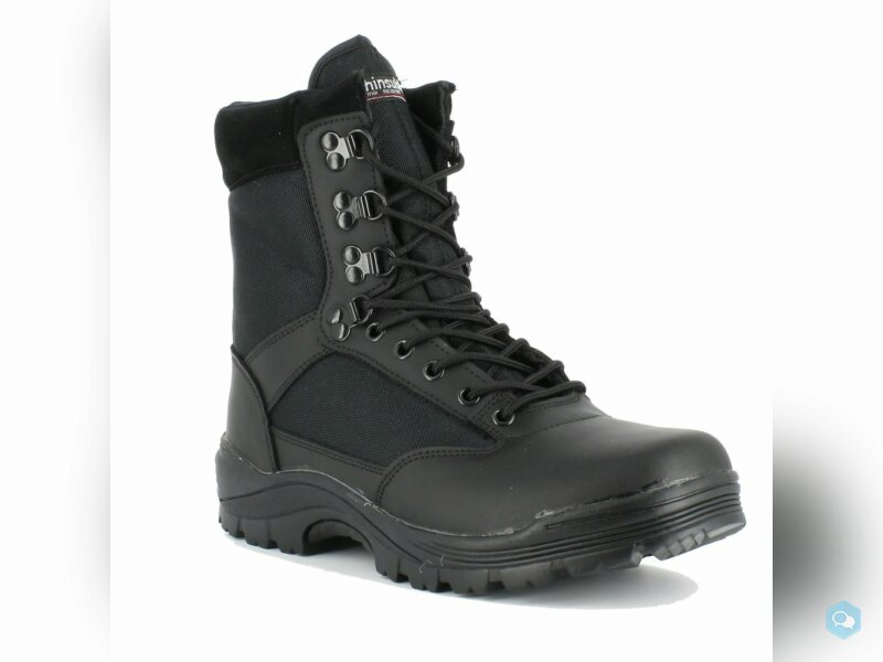 Chaussures Tactical Zip - Miltec 1