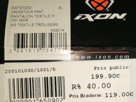 AV Pantalon IXON Crosstour XL