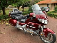 Vends Goldwing 1800 2