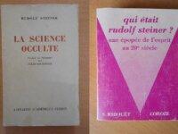 Lot : 2 livres sur Rudolf Steiner 4